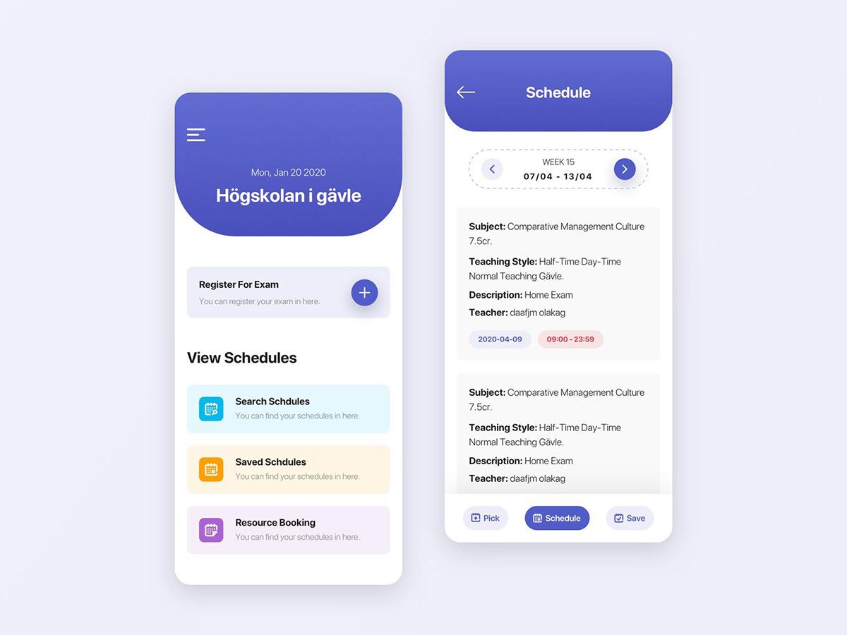 在线课程App如何设计更专业?