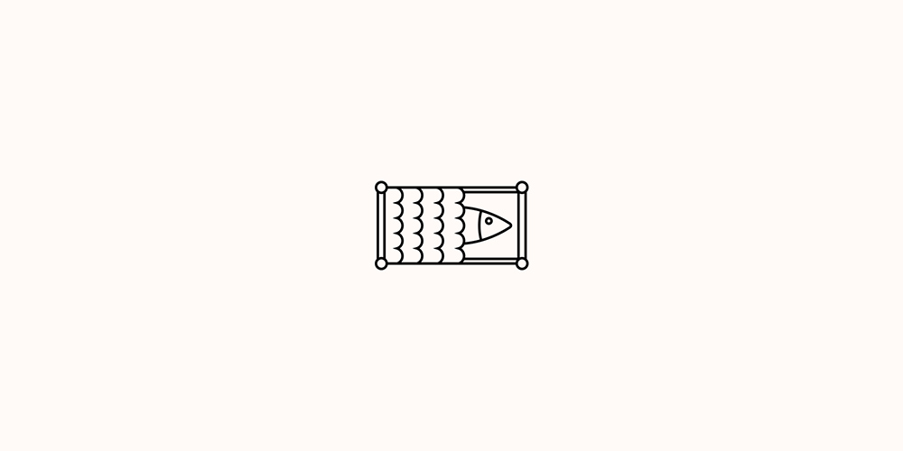 故事性标志!18款趣味插画Logo设计