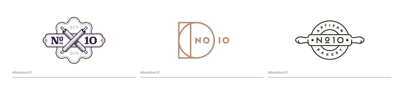 行业典范!19组专业商用Logo设计