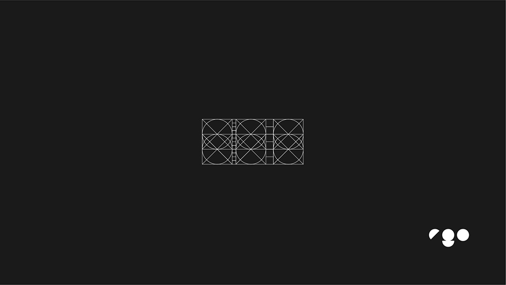 网格系统!12款精致独特Logo设计