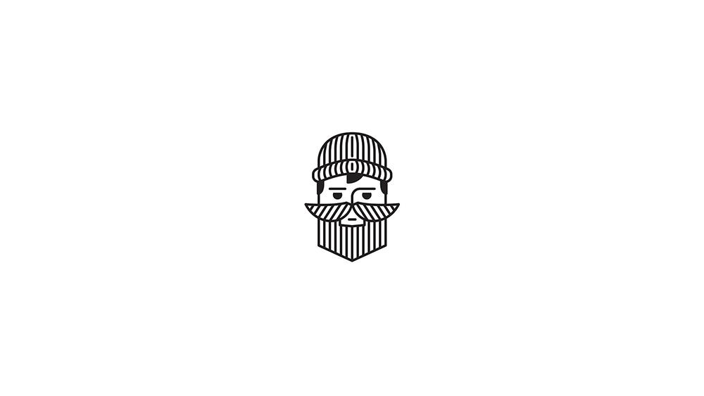 网格解构!26款精准大气Logo设计