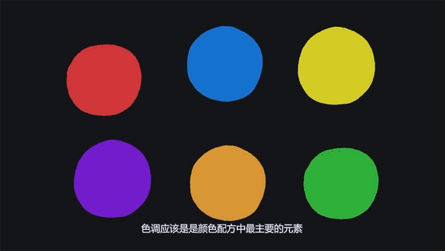 Futur学院!3个小技巧帮你解决配色难题!