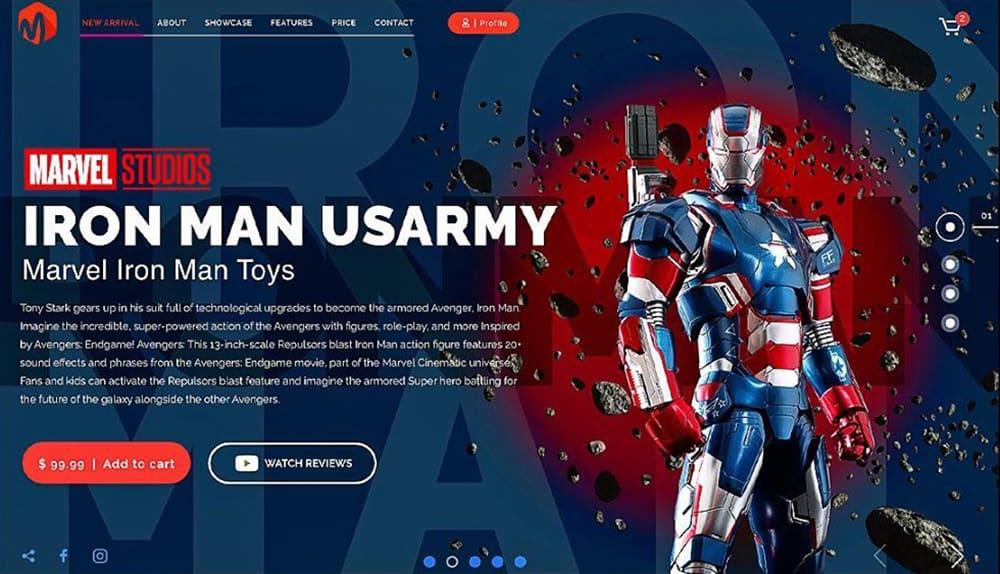 专业设计师的网页头图Banner的创意图文排版设计!