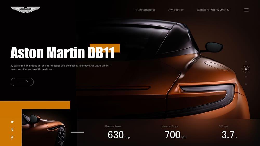 18个实用型汽车产品Banner设计!