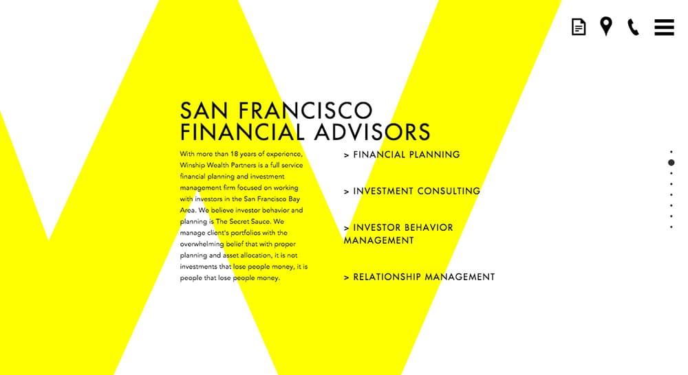 18个专业感金融类Banner设计!