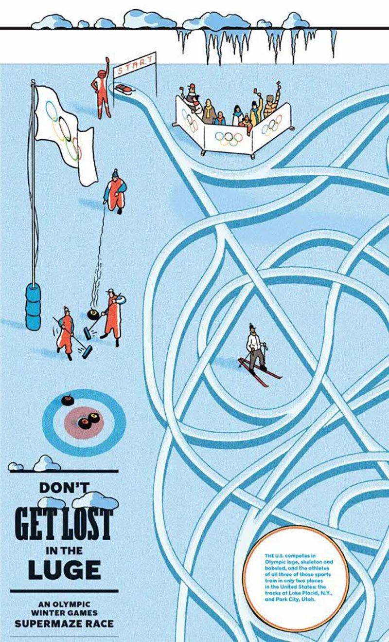 趣味吸引!《纽约时报儿童报》杂志封面设计