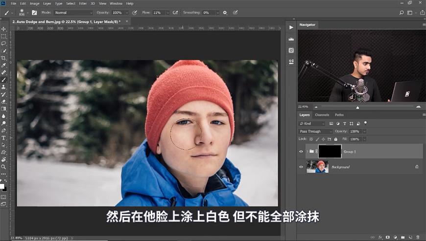 PS教程!10个神奇的Photoshop动作(含素材下载)