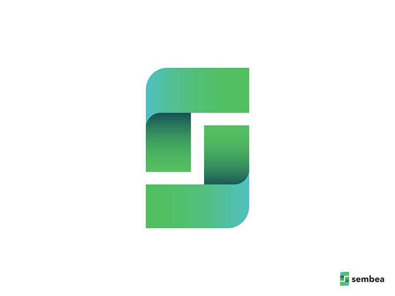独特展示!20款趣味渐变Logo设计