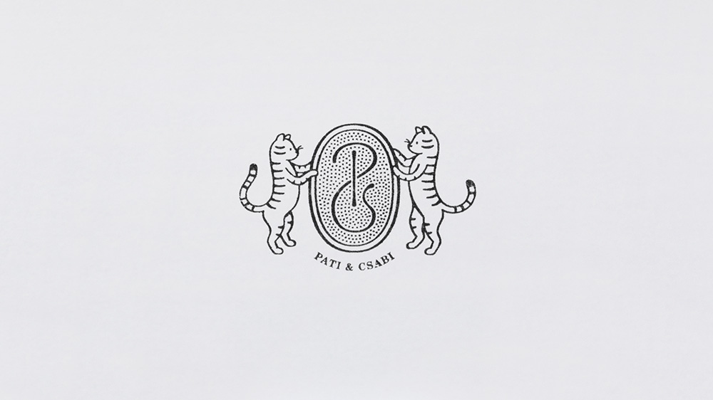 精致插画!24款复古印章Logo设计