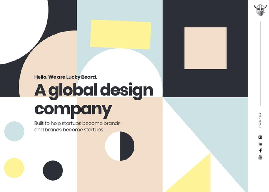 专业感的设计师品牌宣传Banner设计!
