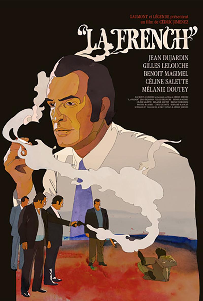 12款来自Akiko Stehrenberger的人物电影海报设计