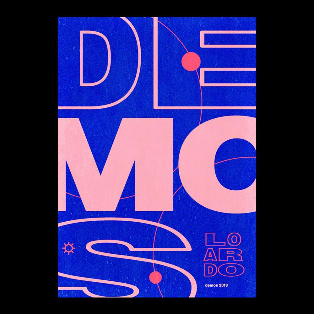 创意排版!posters.blumoo个性海报设计