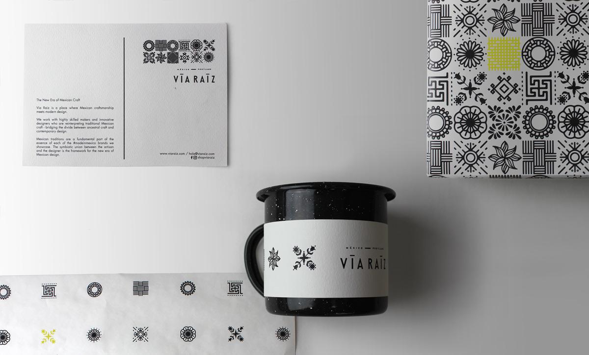 文化符号!手工艺品牌VI设计