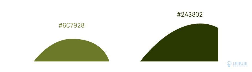 AI教程!教你用几何形状绘制扁平风野外场景插画