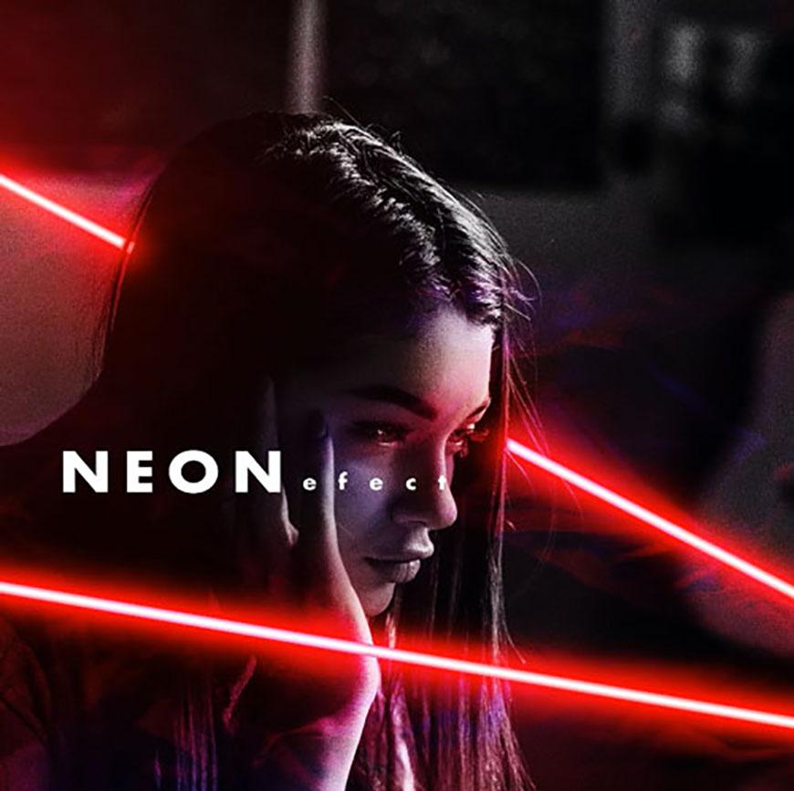 PS教程!教你制作现代科幻射线人物海报!(含素材下载 )