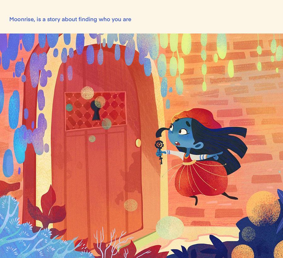 纸笔之间记录点滴美好!10款儿童书插图