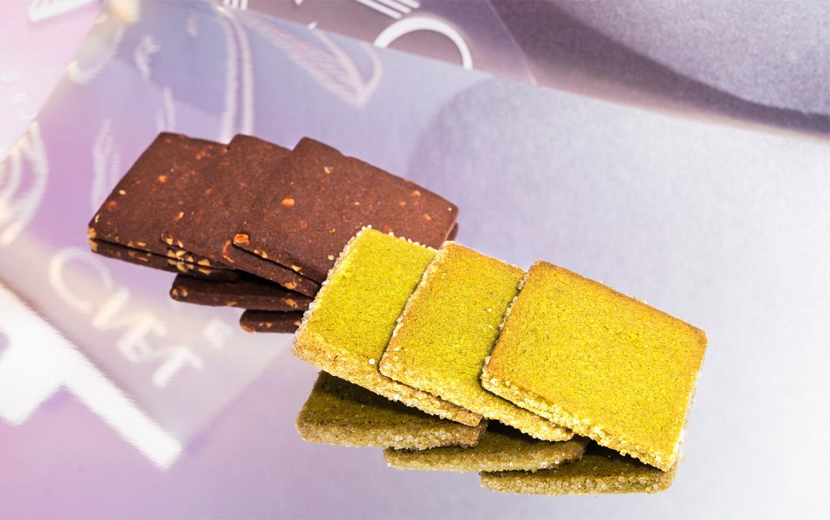 彩虹钻石!喜饼糕点包装设计