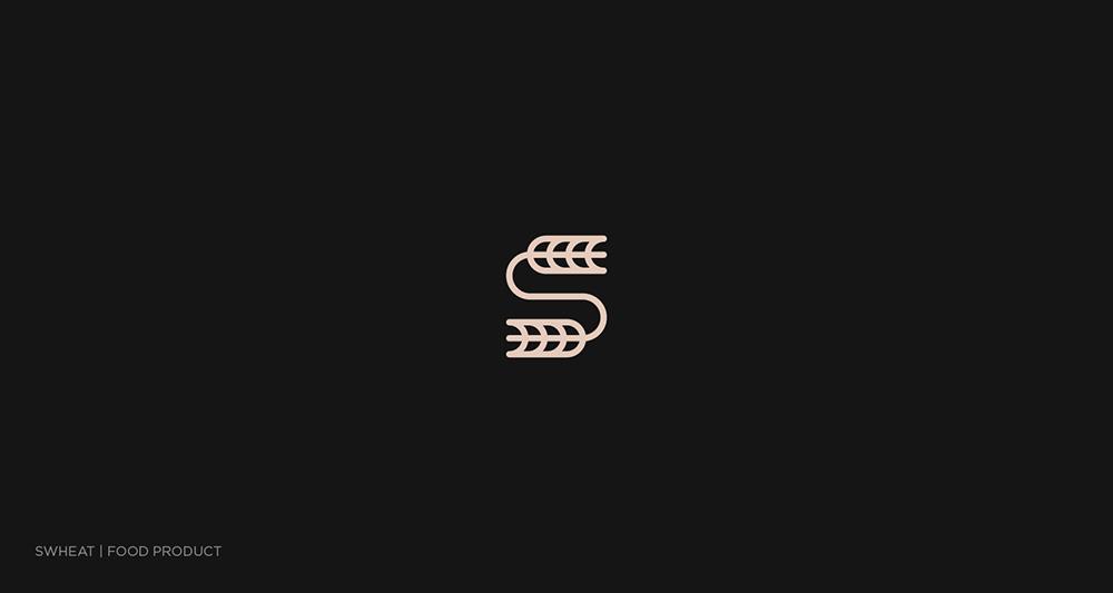 创意一加一!26款时尚色彩Logo设计