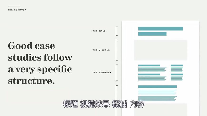 职场经验谈!如何展示作品案例能收获更多客户?