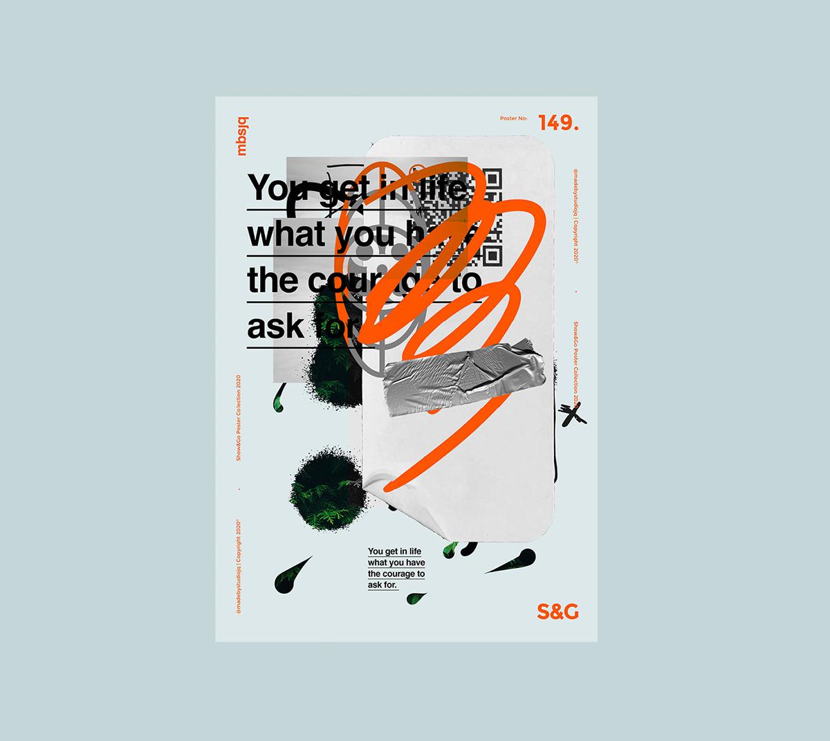 Studio—JQ ∆个性创意海报设计