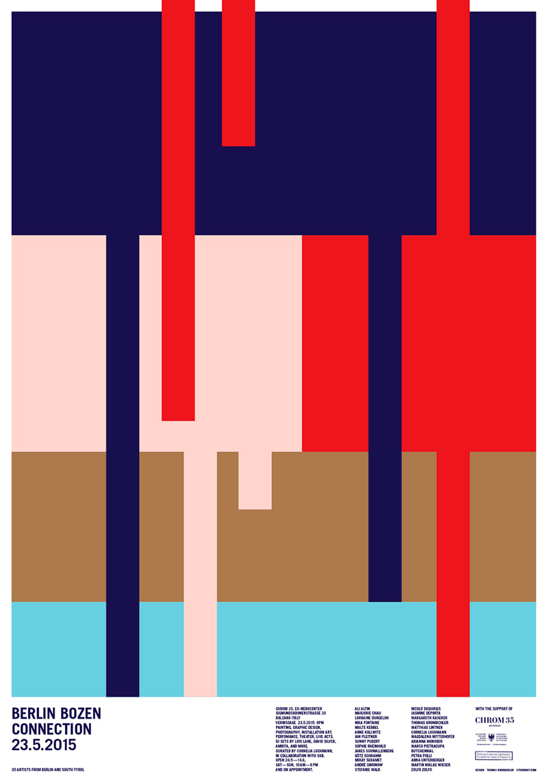 16款studio mut创意海报设计