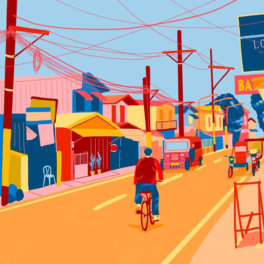 12款异域风情的都市生活和旅行插图