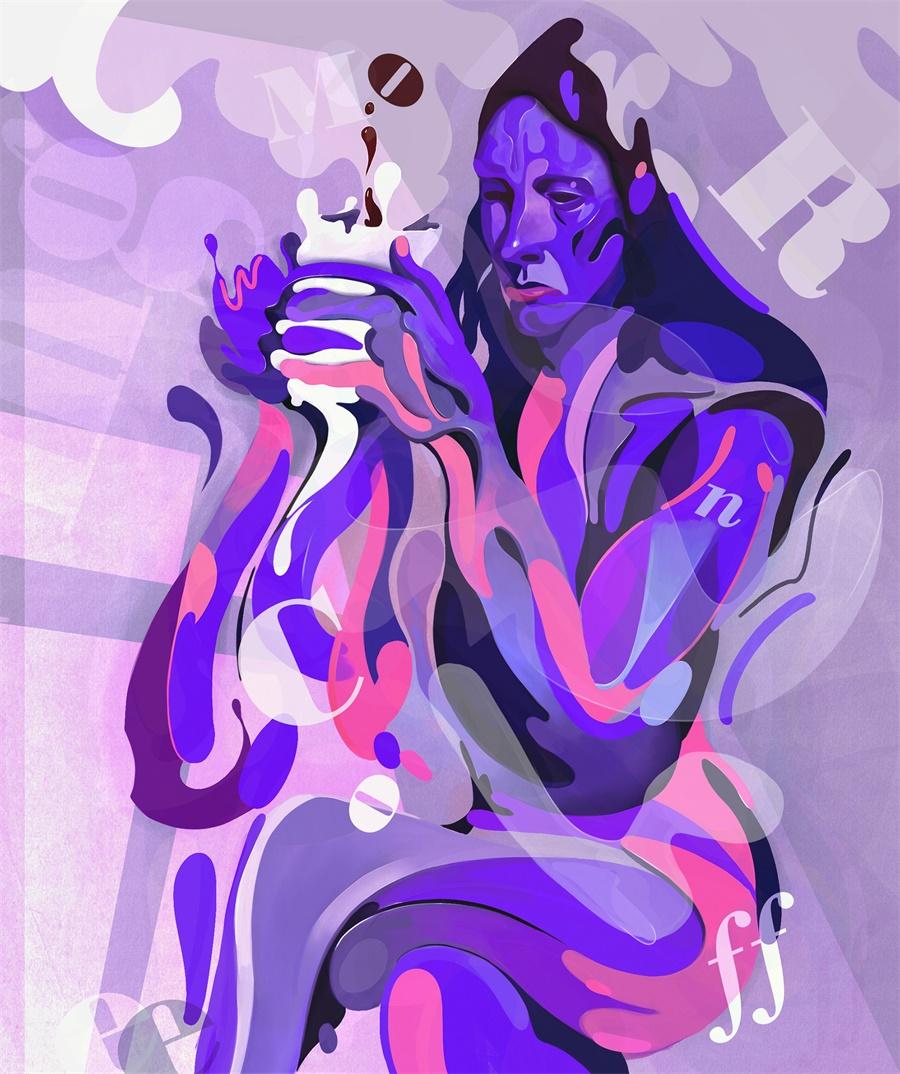 超现实主义的味道!艺术家 Kacper Swat的一组作品