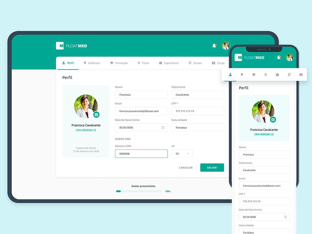 12组医疗类网页设计灵感