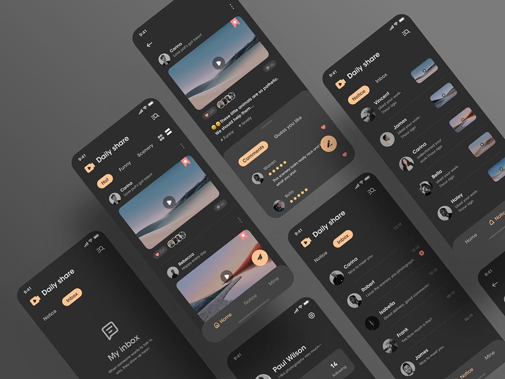 App夜间模式如何设计?