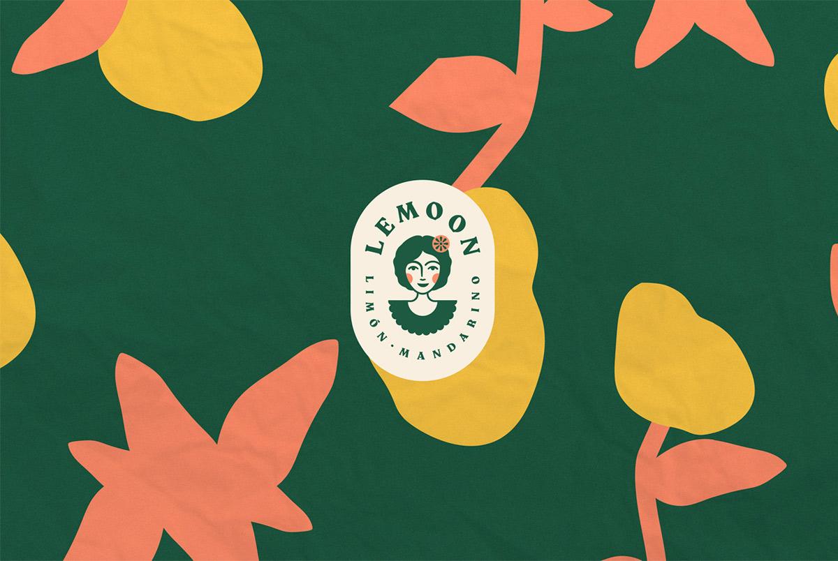 柠檬的潜力!饮品品牌VI设计