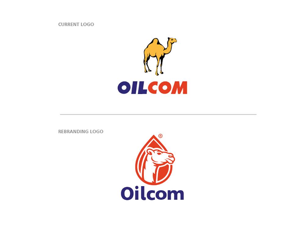 商用Logo案例!这样展示才高端