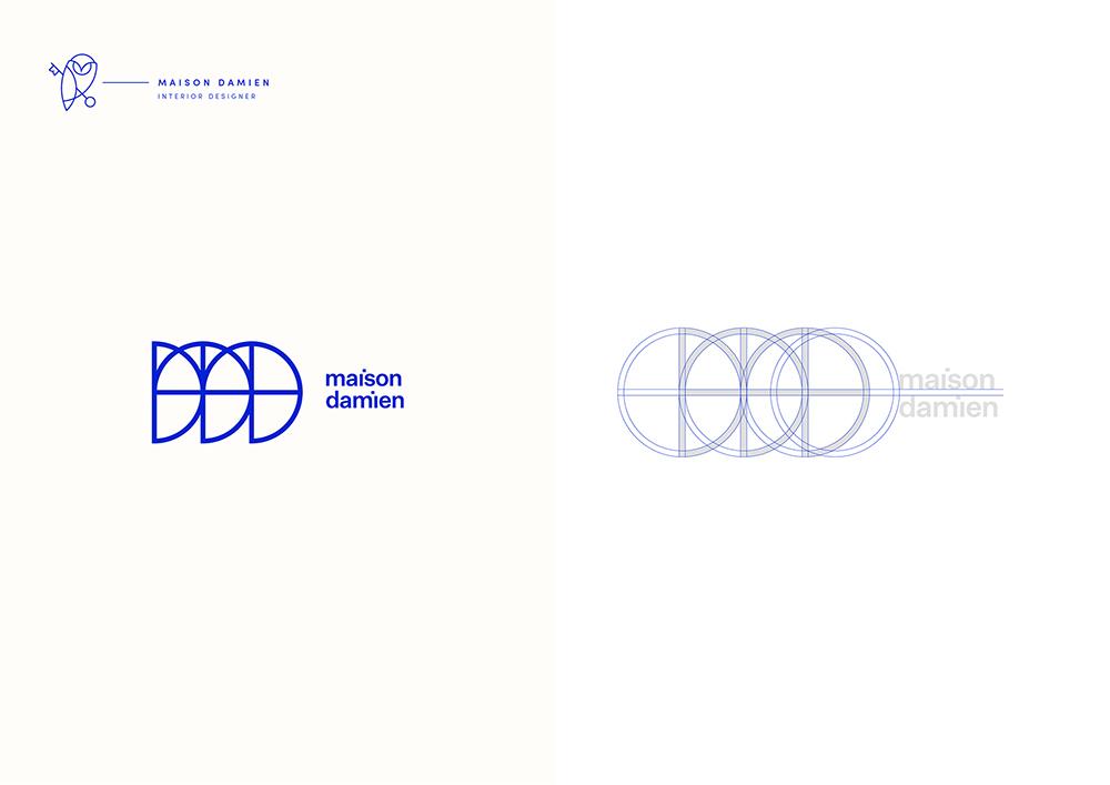 网格系统!18款商用品牌Logo设计
