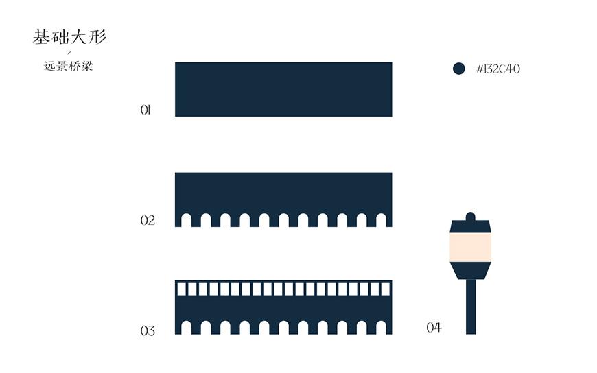 AI+PS教程!教你绘制优雅感UI插画界面(附笔刷下载)