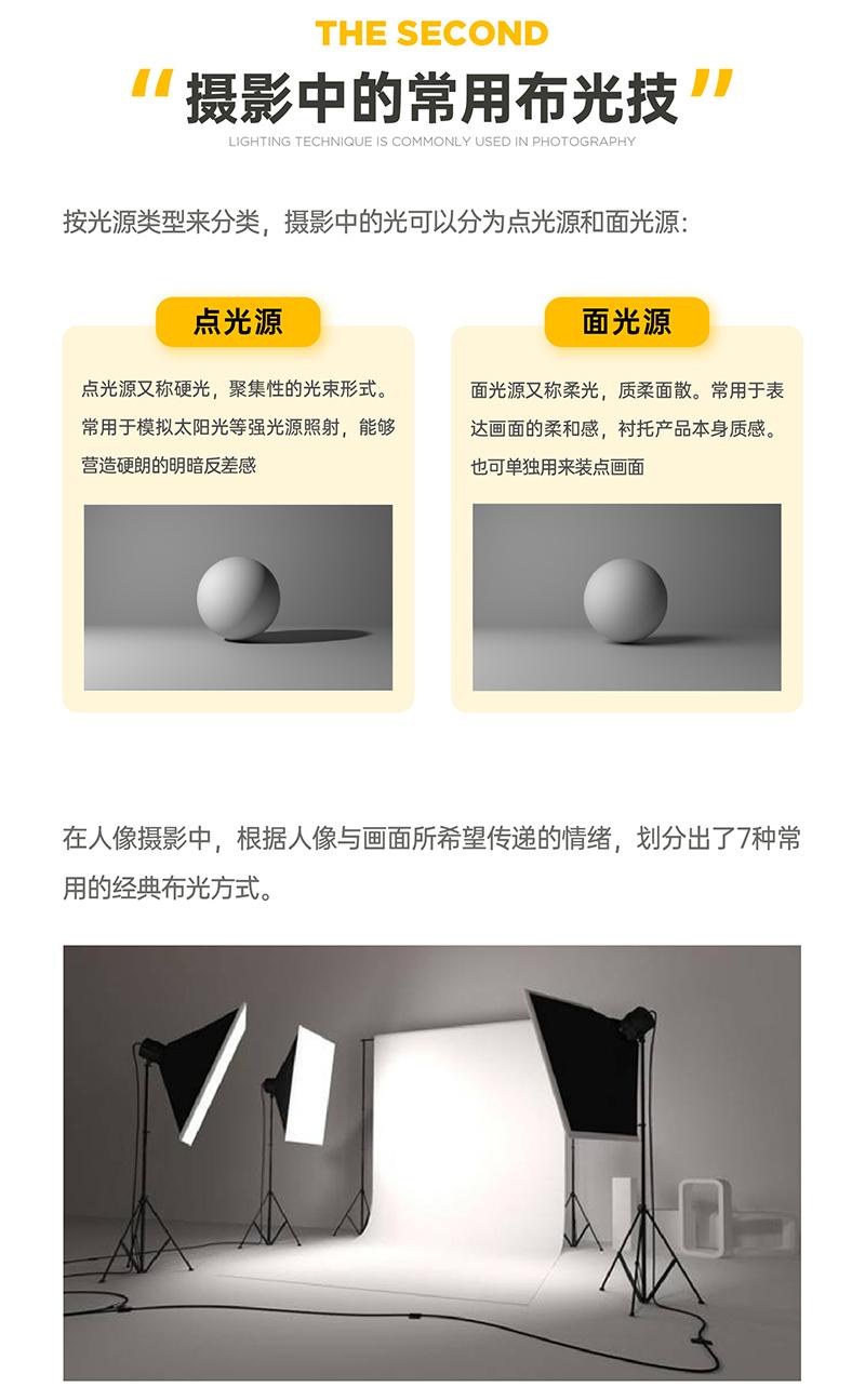 设计思路教程!海报合成中的布光技巧!