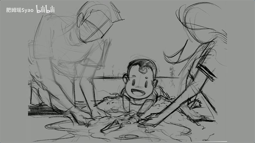 Procreate教程!唯美温馨的家庭亲子氛围小插画