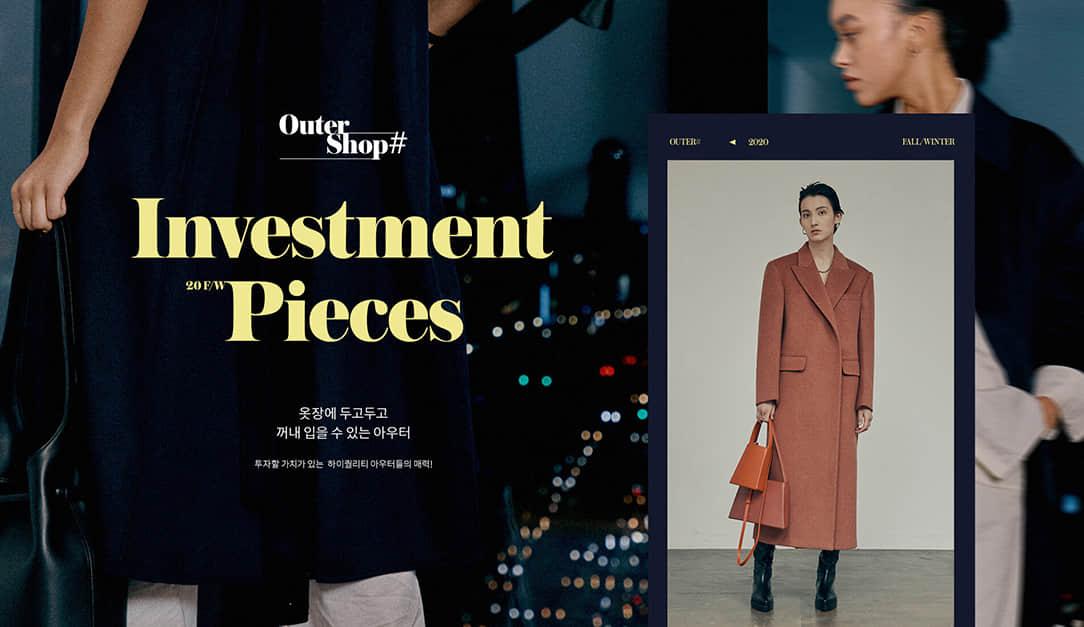 独具一格!跟着15张韩国服饰banner学习不一样的标题