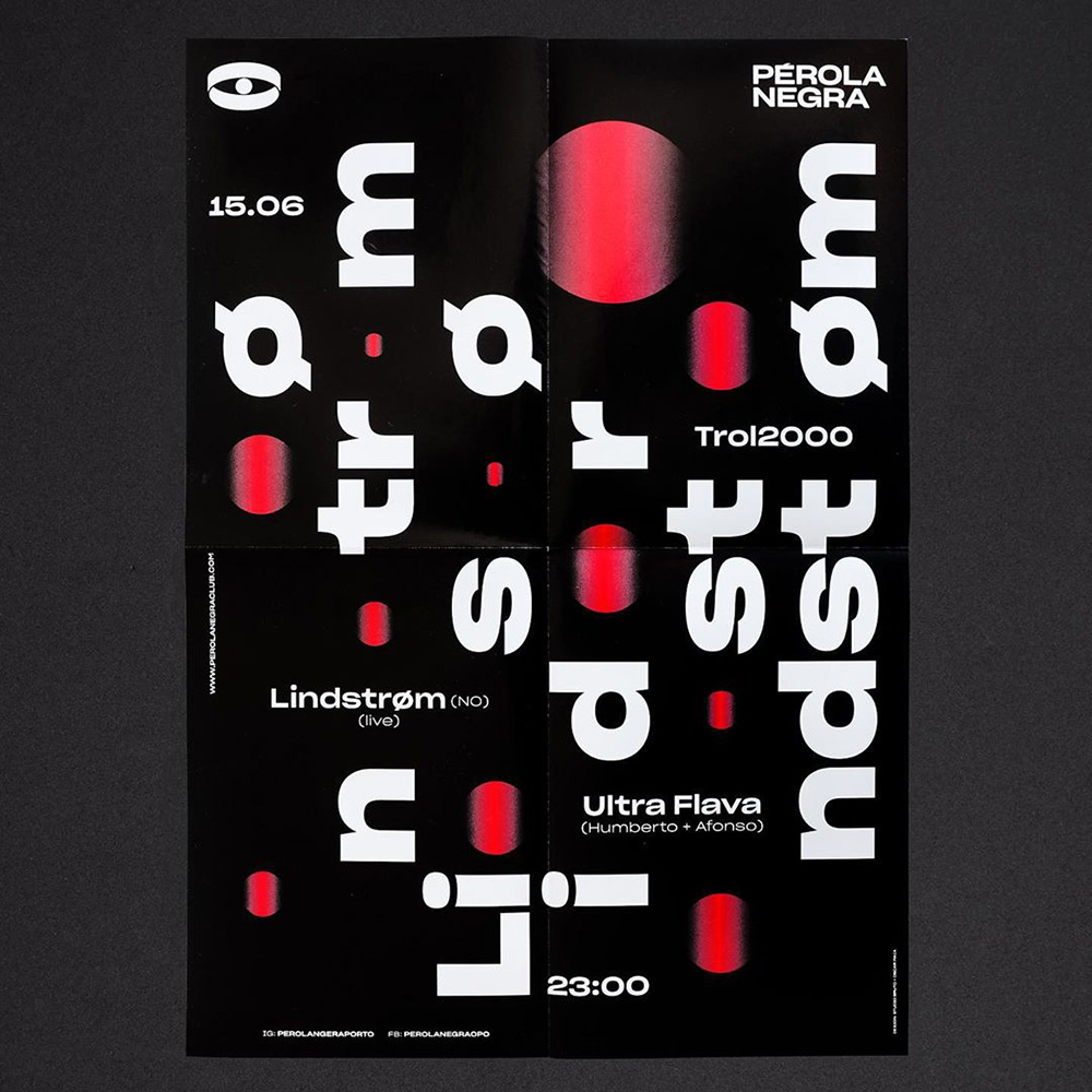 Oscar Maia创意字体排版设计