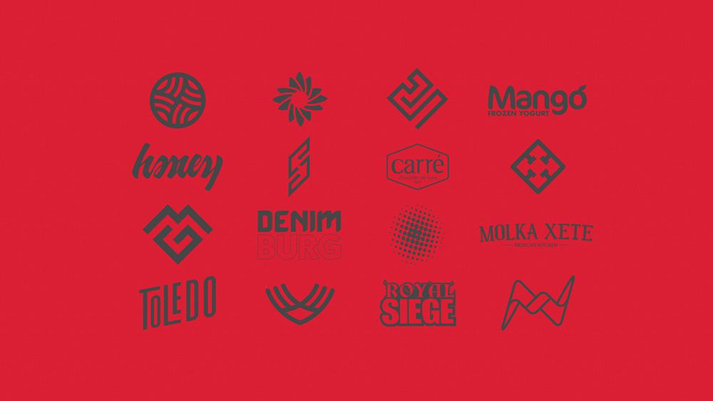 品味出众!11款趣味创意字体设计
