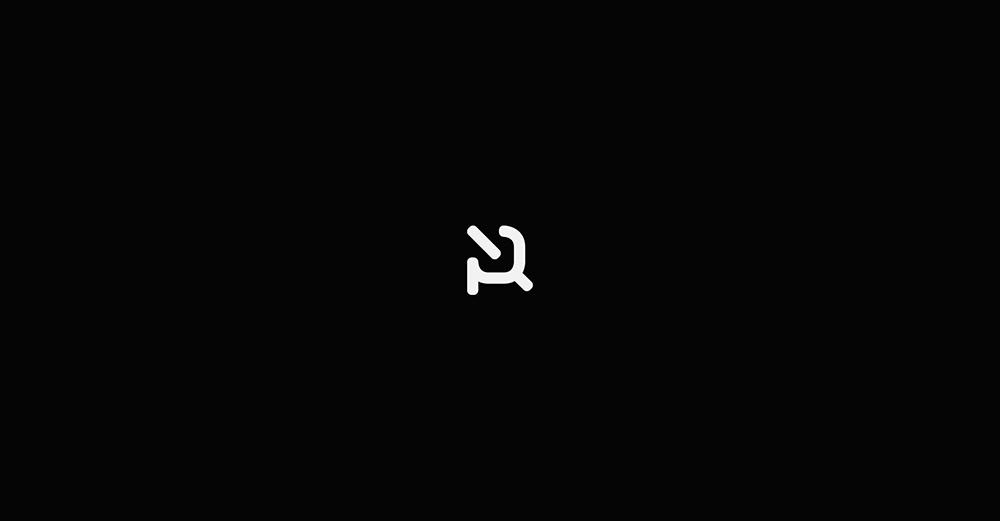 抽象动感!20款极简视觉Logo设计