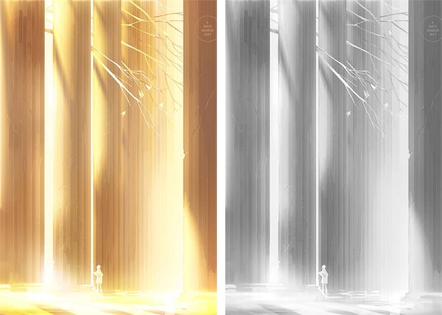 8个一看就懂得的光影知识,拯救你的「平庸」作品!