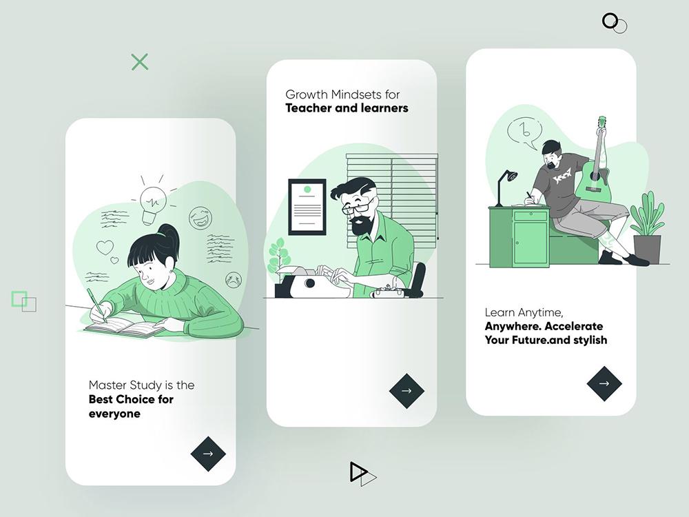 第一印象很重要!12款优质的APP闪屏设计