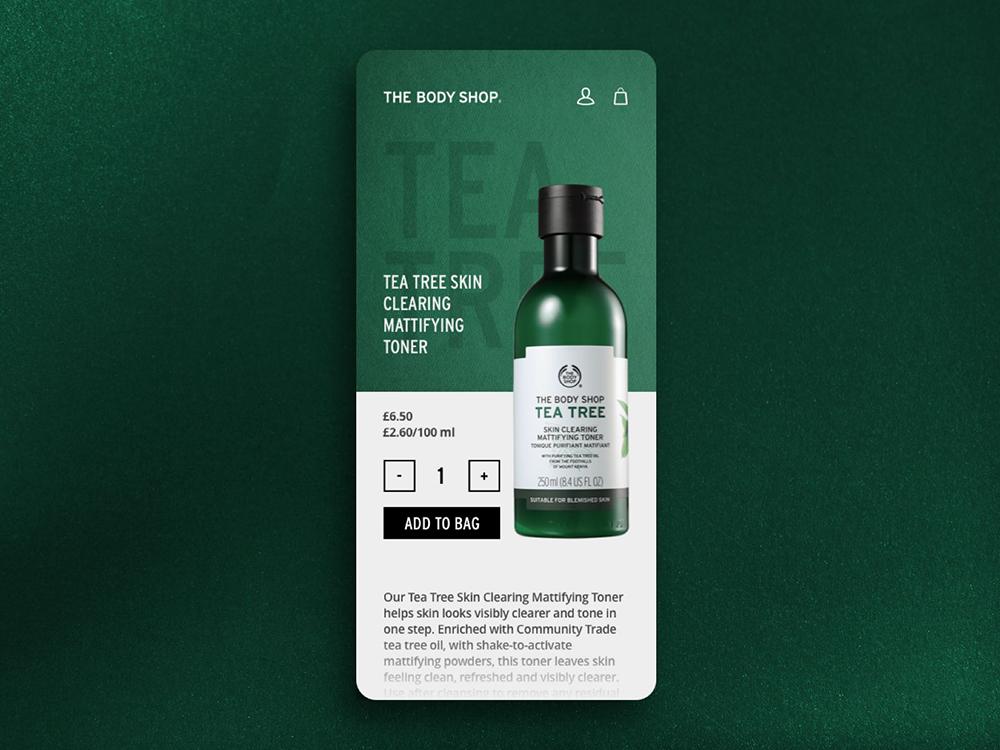 12组护肤品电商APP界面设计