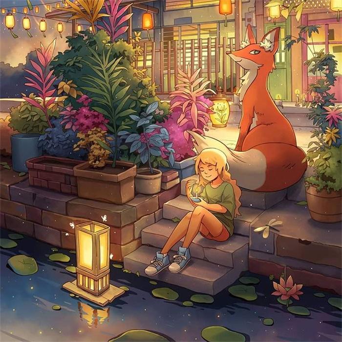 童年的欢乐时光!14款创意插画 
