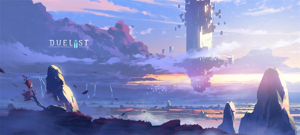 10款奇幻游戏场景插图