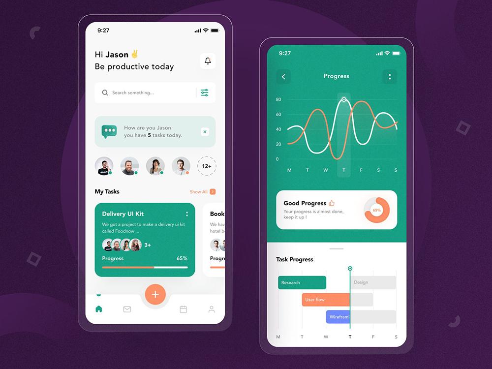 战胜拖延症!12个实用的任务管理App设计