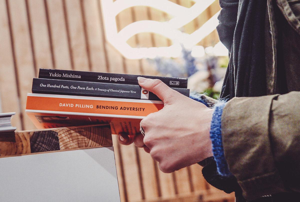 蓝色和风!出版社书店品牌VI设计