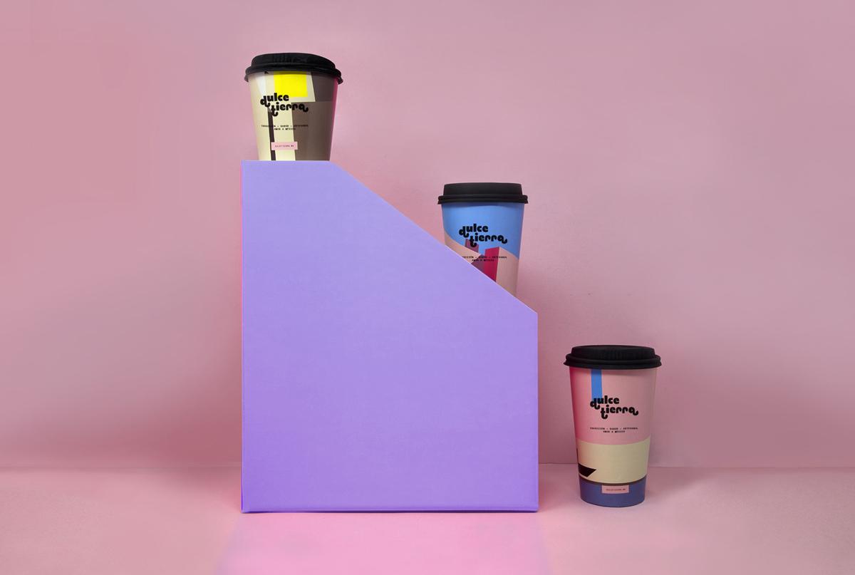 建筑灵感!咖啡厅品牌VI设计