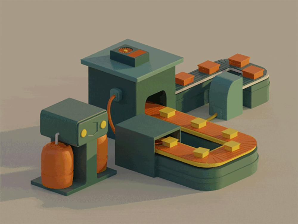 现代审美!26款建筑字母字体设计