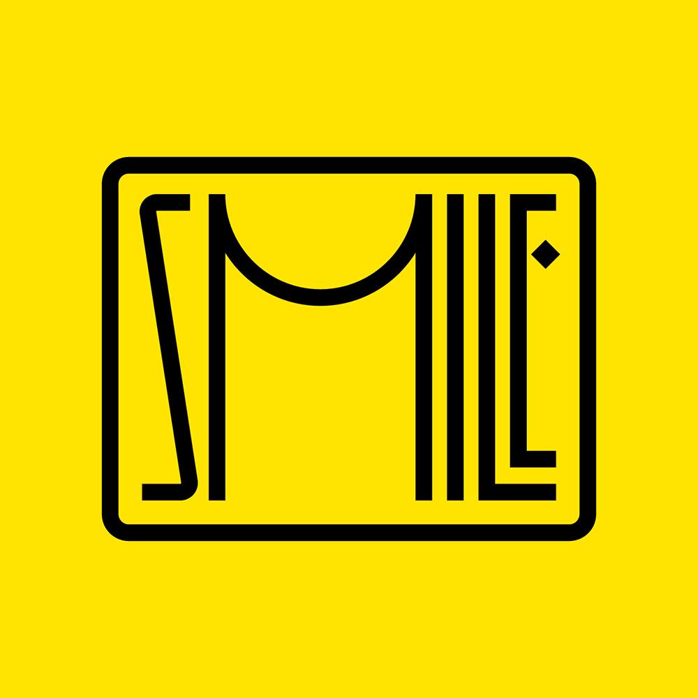 平面构成!18款创意出众字体设计