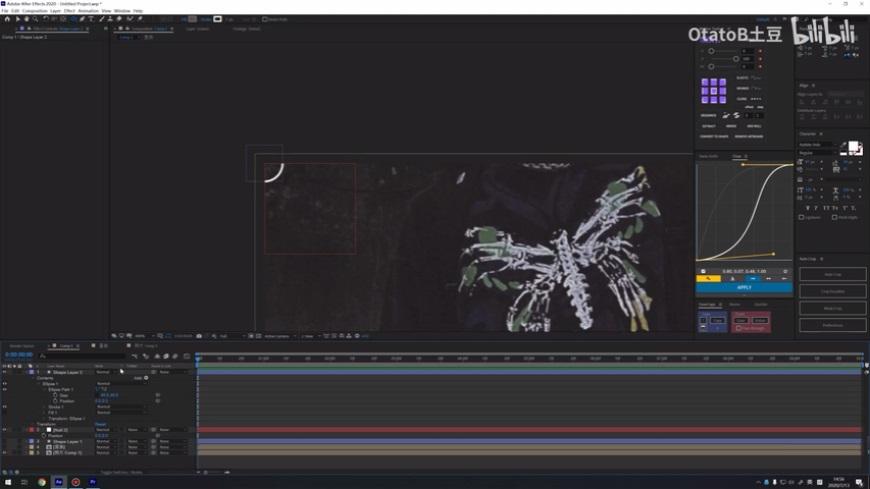AE教程!有趣的伪3D动态照片!